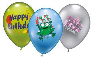 Geburtstag Latex
