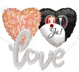 Hochzeit / Liebe Folien