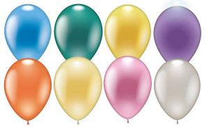 8 Pearl Balloons