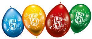 """8 Balloons """"5"""""""