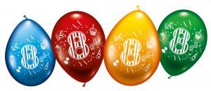 """8 Balloons """"8"""""""