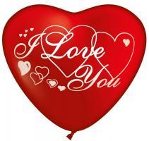 1 Giant heart I love you