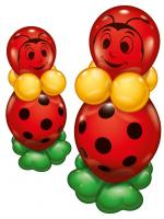 Balloon Set  2 Funny Bugs 20 pcs
