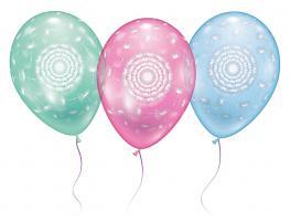 6 Ballons Pustebulme/ Balloons Dandelion