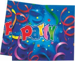 1 Tischdecke Party Streamers