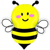 1 Folienballon Biene