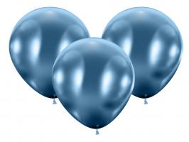 25 Riesenballons glossy blau/ Giant Balloons glossy blue