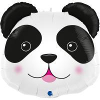 1 Folienballon  Panda 74 cm/29 inch