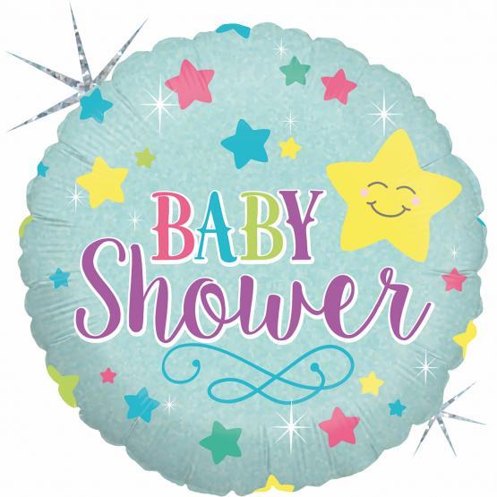 1 Foil Balloon Baby Shower