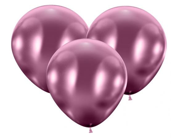 25 Riesenballons glossy pink/ Giant Balloons glossy pink
