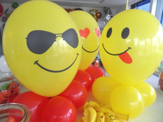 "8 Ballons ""What`s Smile"""
