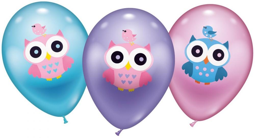 6 Ballons