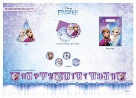 Partyartikel Disney Frozen