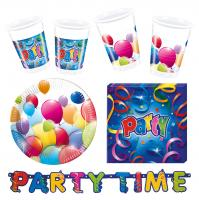 Neutrale Partysets